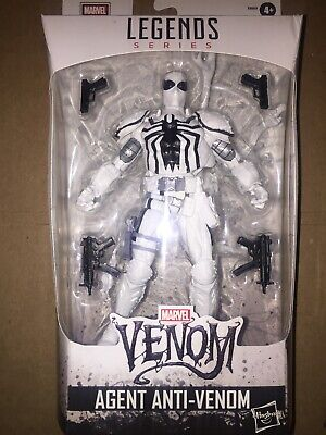 Marvel Legends 6 inch AGENT ANTI-VENOM 80 Year Variant BRAND NEW SEALED