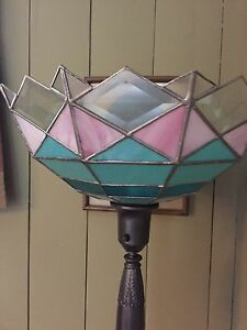 Stain glass Trilight lamp