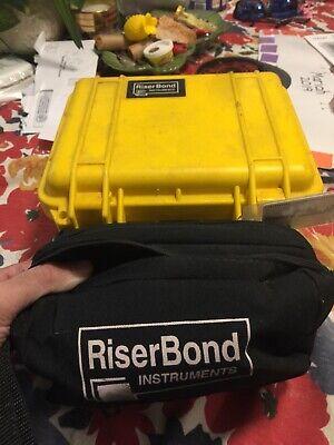 Riser Bond 1205c Metallic Tdr Cable Fault Locator 1205 Riserbond