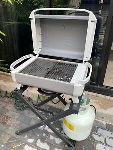 Neo BBQ, twin grill, with gas cylinder (mostly full, not used much)