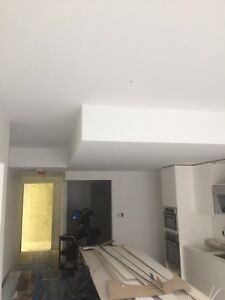 Drywall finisher (taper)