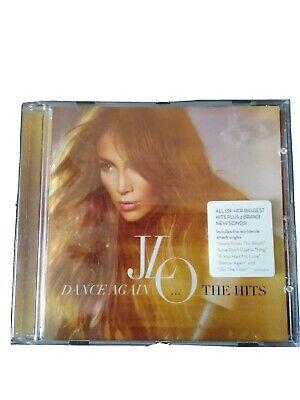 Jennifer Lopez : Dance Again... The Hits CD (2012)