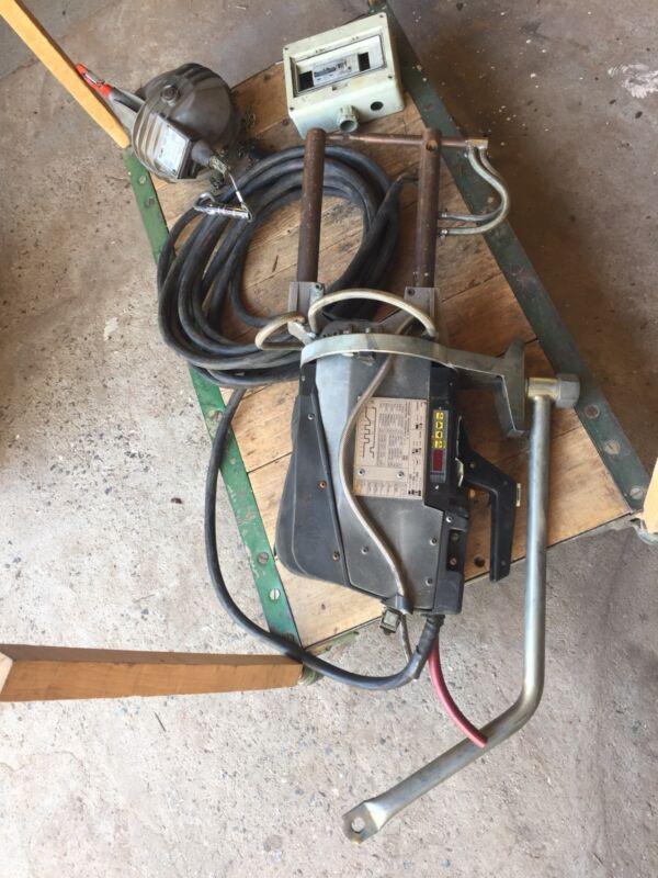 spot welder