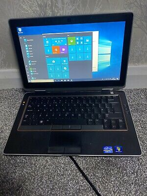 "Dell Latitude E6320 13.3"",Intel Core i5 ,DVD,WbCm,4GB RAM,256SSD ,Win10"
