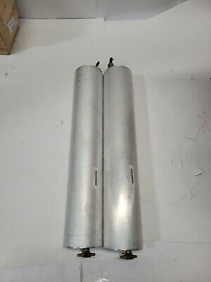 Set Of 2 - Airsep Newlife Air Separator Sieve Bed Assembly -working Pulls
