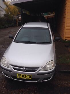 Holden Barina XC East Gresford Dungog Area Preview