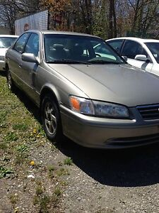 Mint Condition 2000 Toyota Camry