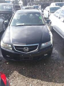 NOW WREAKING HONDA ACCORD BLACK COLOR ALL PARTS 2003 Dandenong South Greater Dandenong Preview