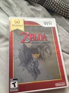 Legend of Zelda Twilight Princess Wii REDUCED