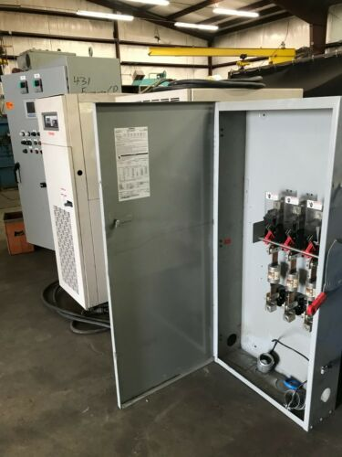 SIEMENS 300 AMP FUSED DISCONNECT