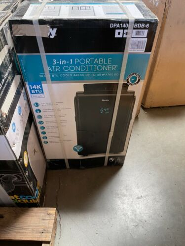 Portable Air Conditioner Starting Danby, LG, etc. At $250 Each