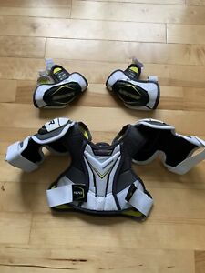 Bauer Supreme Youth Shoulder and Elbow Pads Size Large