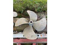 """Nibral Hi Skew propellers 24X22X13 1/4"""""""