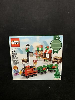 673419266895Lego Christmas Train from 2017 40262
