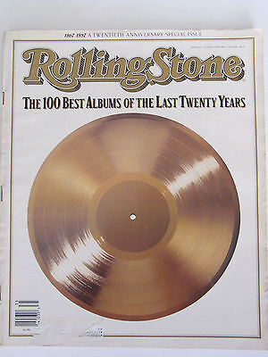 Rolling Stone-The 100 Best Albums of the Last Twenty Years, Issue 507,