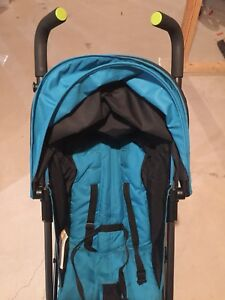 Zobo Umbrella Kids Stroller Aqua