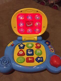 Baby's laptop vetch brand