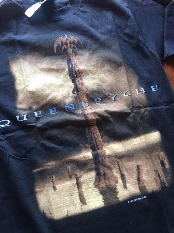VINTAGE Original 90s Queensryche Promised Land TOUR SHIRT SZ M
