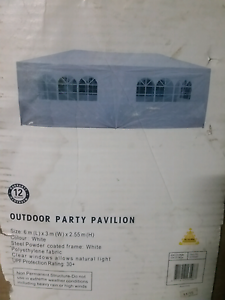 Outdoor party pavilion Raby Campbelltown Area Preview