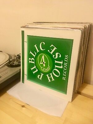 55 Late 90s Acid Techno and Trance, Hard House Vinyl record collection