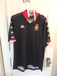 AS Monaco Soccer Jersey