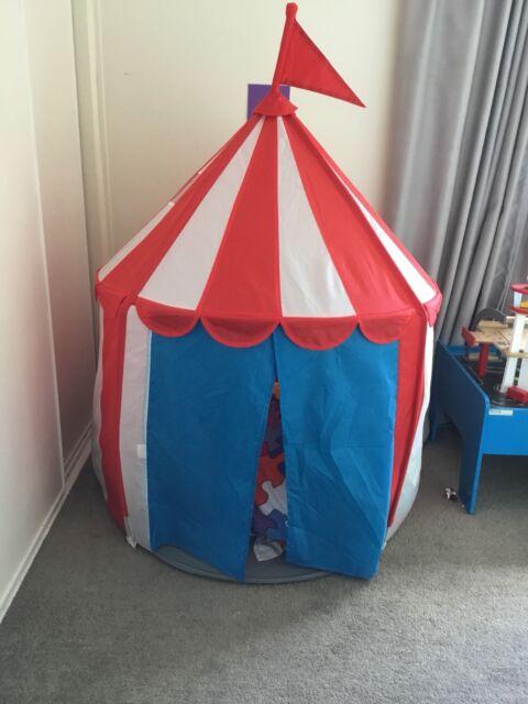 finest selection ba399 dcf83 IKEA CIRKUSTÄLT Children's tent | Toys - Indoor ...