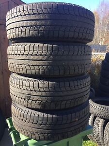 p235/70/16 inch Michelin Winter Tires on Rims / GOOD DEAL