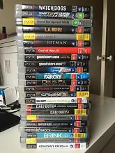 Sony PS3 Slim 160GB Console + 24 Games Ormeau Gold Coast North Preview