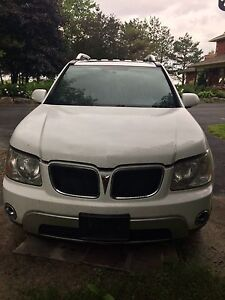2008 Pontiac Torrent SUV Fwd As Is