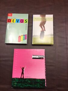 Devotionals and Journal For Teens