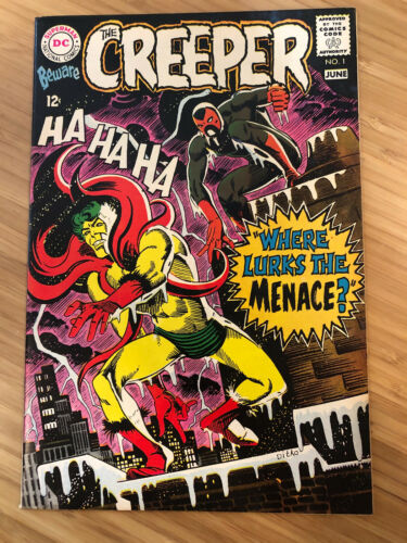 Beware the Creeper 1 VF-