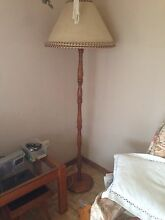 Wooden floor lamp Cleveland Redland Area Preview
