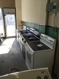 Used stoves