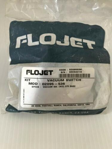 FloJet Vacuum Switch Kit Model 02095-536 - .375 Hose Barb Base - Normally Closed