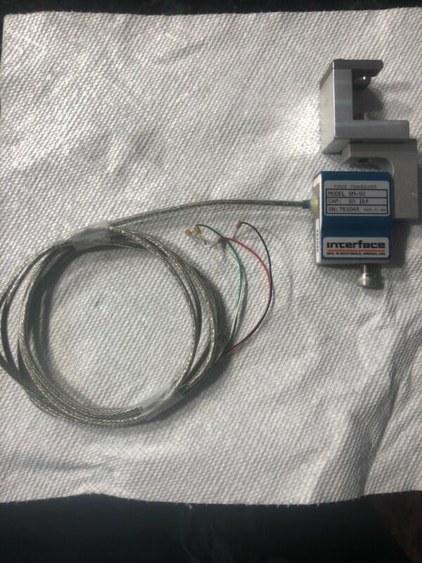 Interface Force Transducer Load Cell SM-50