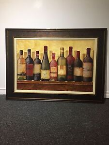 Wine bottles Picture