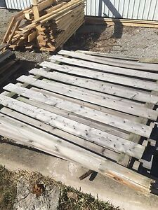 Fence, Fencing, Lumber