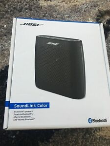 BOSE SoundLink Colour Speakers