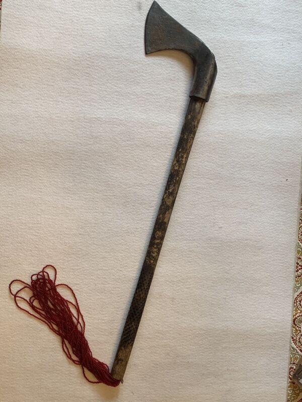 Rare French & Indian War Tomahawk