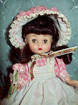 **Pretty 1988 Effanbee Lil' Innocents 8-1/2 Inch Little Lady!**, used for sale  Auburn