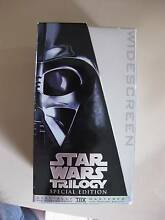 Star Wars Trilogy Special Edition (Silver) Widescreen PAL Ringwood East Maroondah Area Preview