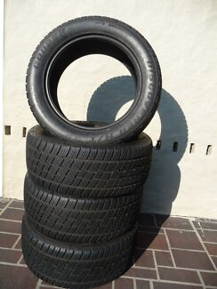 4 x Cooper H/T Plus 285/50 R20 Tyres Earlwood Canterbury Area Preview