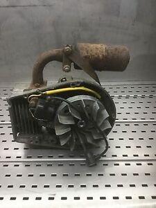 VINTAGE JLO ROCKWELL L99L sno cub Single Cylinder Engine Motor Snowmobile used