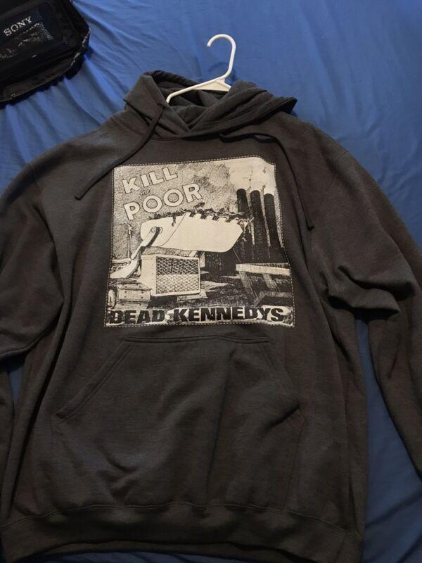 Dead Kennedys Punk Rock Hardcore Hoodie XL