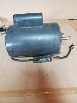 Century Electric Motor 2 Hp 3450 Rpm 115230 Volt Y56 Fr - Tested And Runs Good