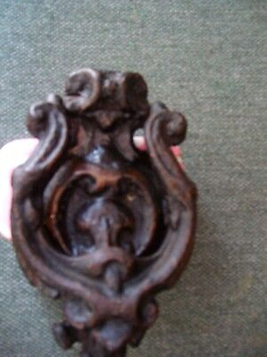 Victorian Iron Door Knocker