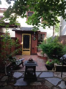 PET FRIENDLY HOUSE FOR RENT - HALIFAX, NEAR DALHOUSIE