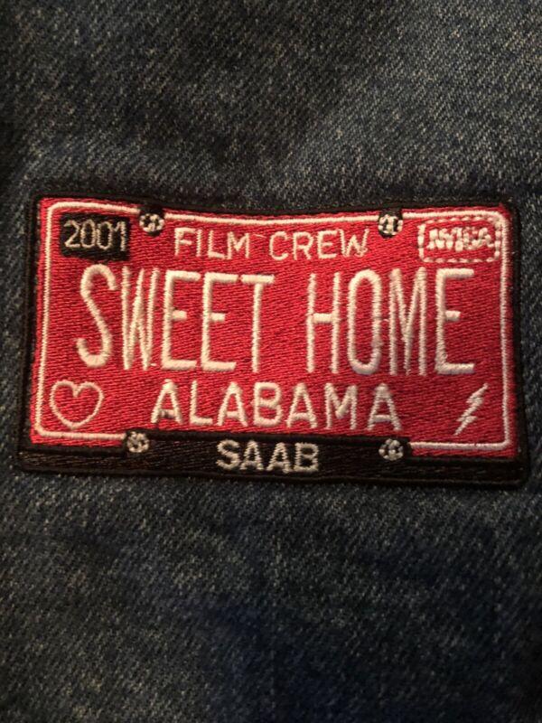 Sweet Home Alabama 2001 FILM CREW Jacket Levis Rare Movie Crew Only