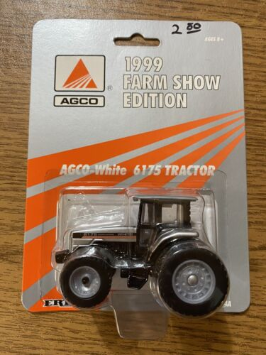 AGCO White -6175  Farm Show Tractor 1999 Edition By ERTL