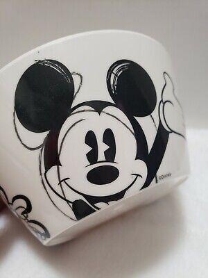 Mickey Mouse Bowls (Zak! Designs Disney Plastic Mickey Mouse Bowl)